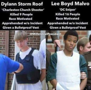 race arrest