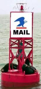 Mail buoy