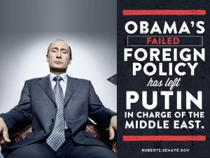 Putin in charge