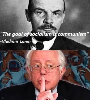 Sanders Socialist