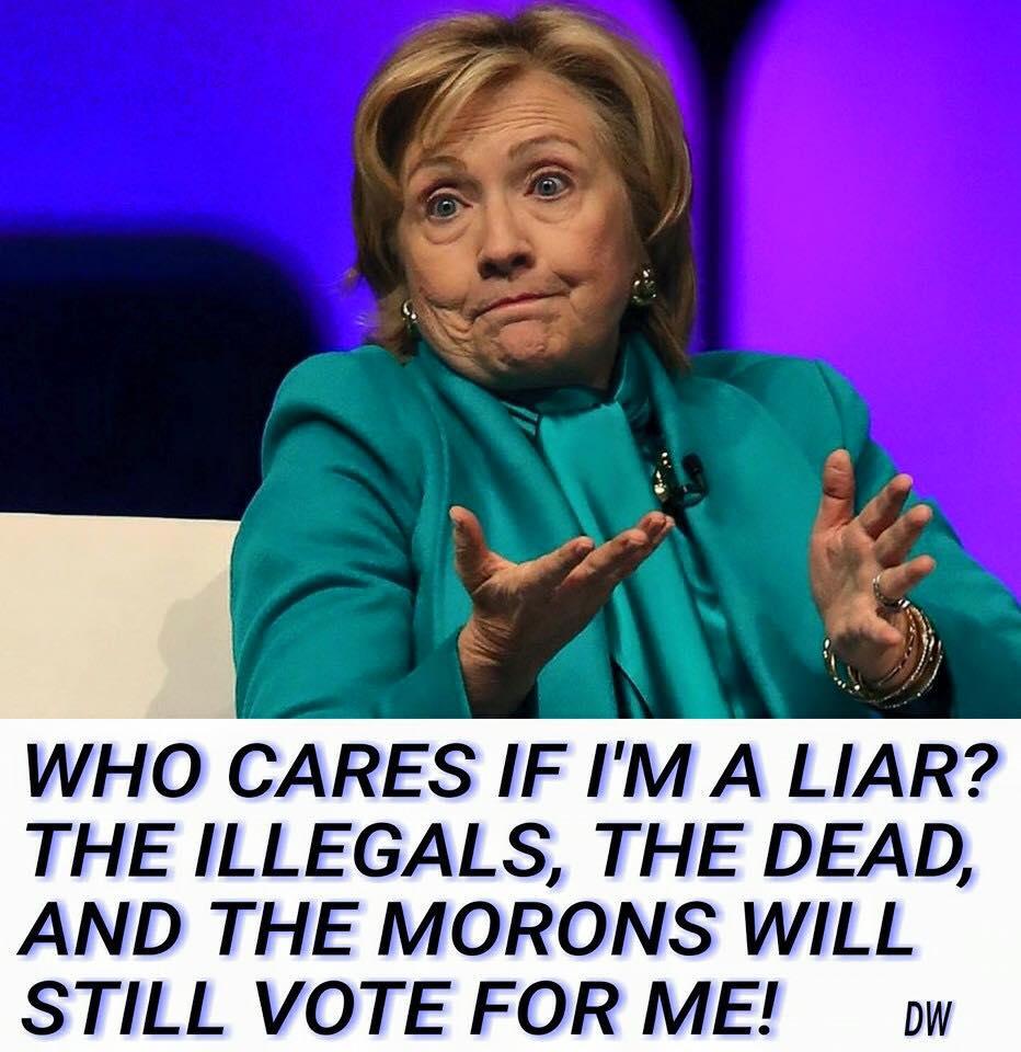 Hillary voters