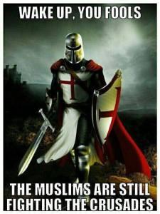 Wake up Crusaders