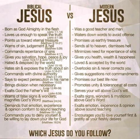 which Jesus