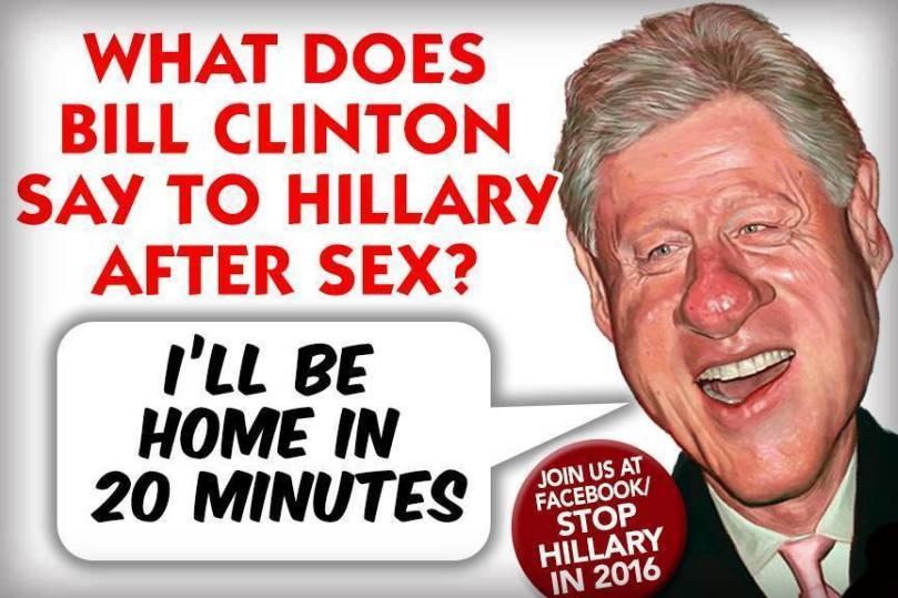 Bill And Hillary Clinton Pastorwardclinton